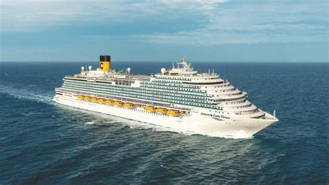 Costa Cruises Has Restarted in Europe