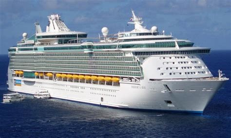 Royal Caribbean's First Test Cruise Begins Tonight.