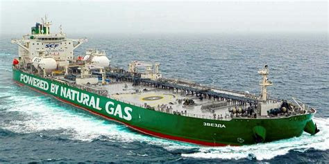 CRUISING WITH NATURAL GAS