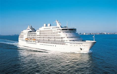 Regent Seven Seas Barbados bound in 2022.