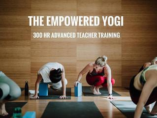 300 Hr Advanced Teacher Training