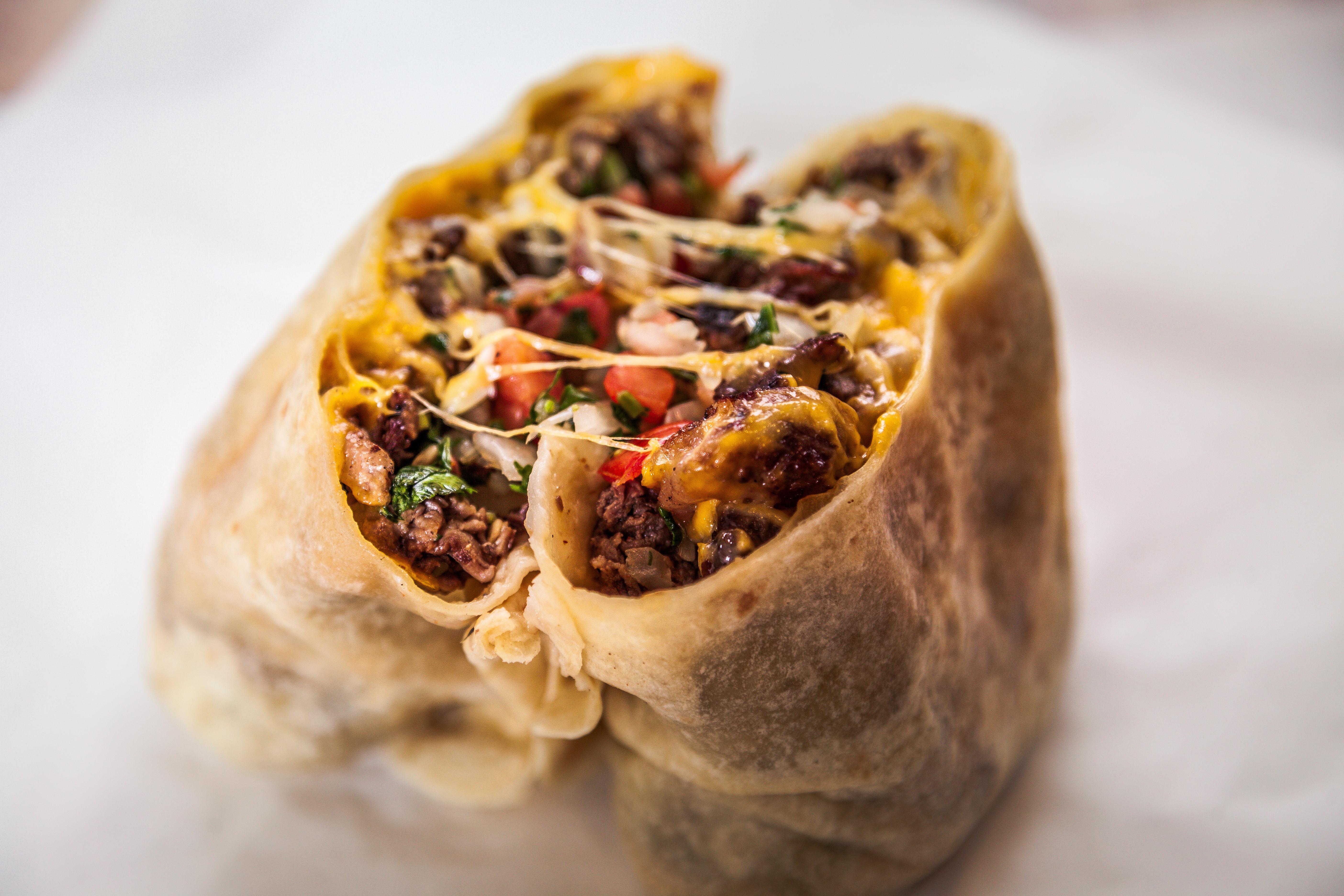 Tops Burrito