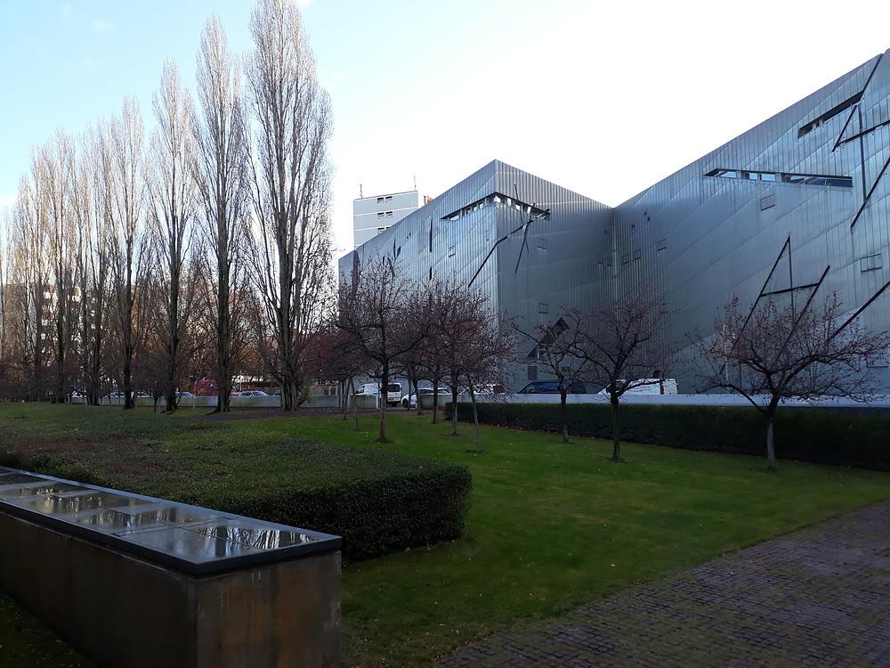 המוזיאון היהודי בברלין צילום:אושרת אביחצירה פרזם