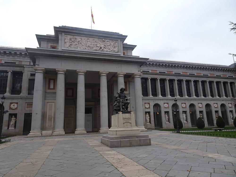 מוזיאון הפראדו מדריד צילום:אושרת אביחצירה פרזם