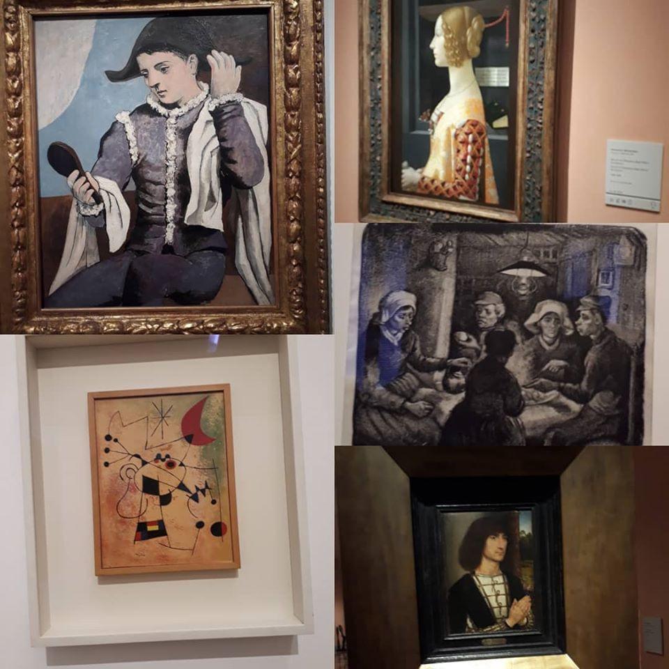 במוזיאון תיסן בורנמיסה צילום: אושרת אביחצירה פרזם