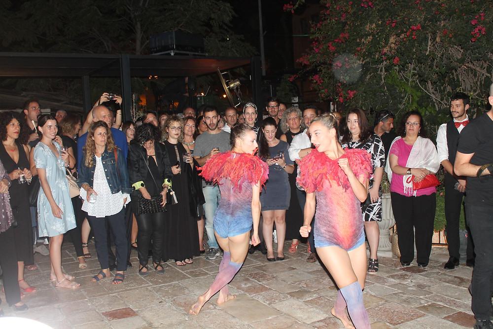צילום: אושרת אביחצירה פרזם ערב פתיחה חגיגי בוילה בראון