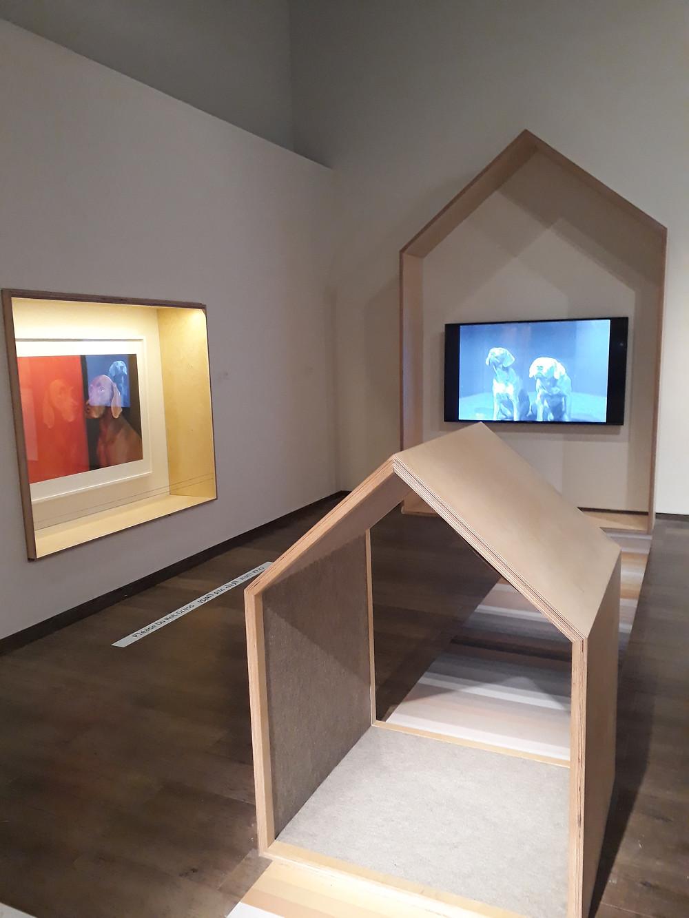 מבט על חלל בתערוכה צילום: אושרת אביחצירה פרזם