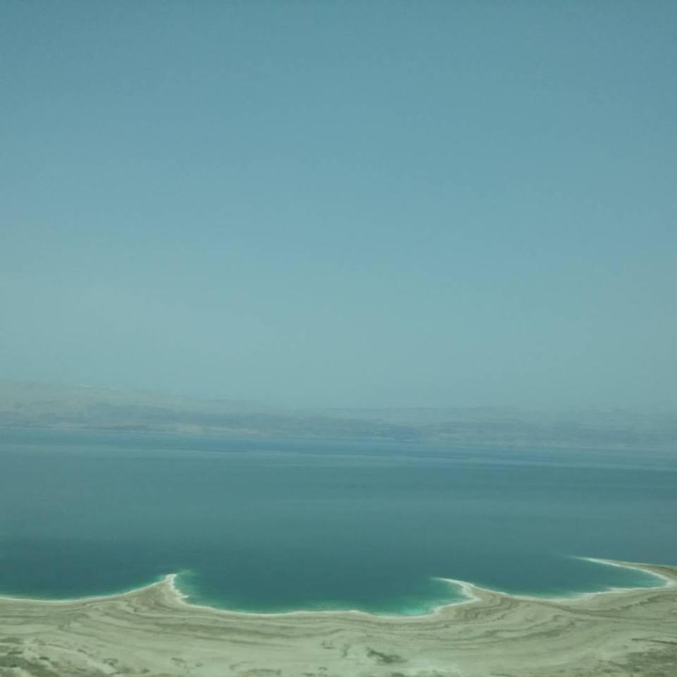 ים המלח מלמעלה. צילום: אושרת אביחצירה פרזם