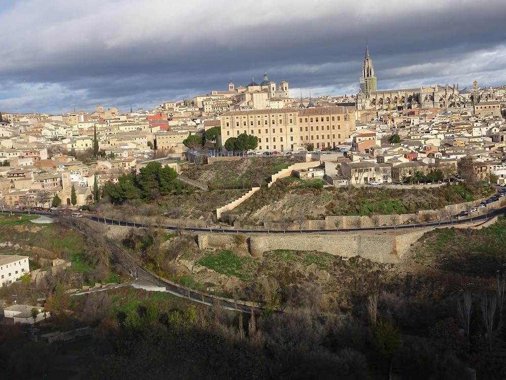 טולדו ירושלים של ספרד צילום אושרת אביחצירה פרזם
