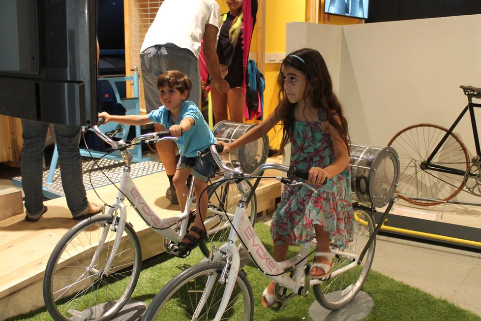 200X2 – תערוכת אופניים