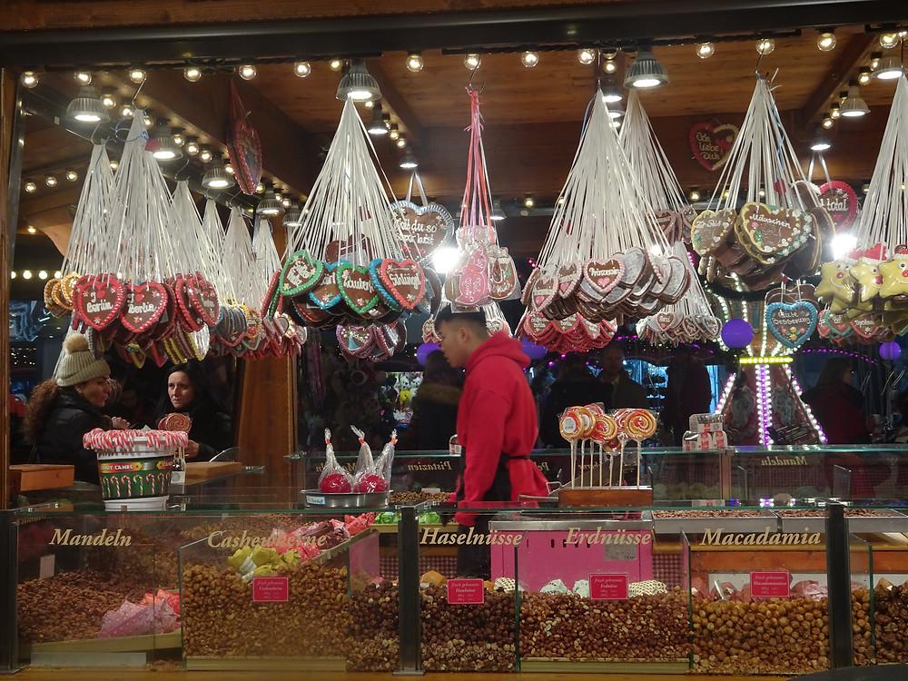 שוק הכריסמיס בברלין צילום: אושרת אביחצירה פרזם