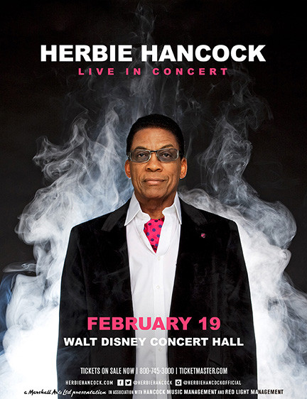 Herbie Hancock 2016 Tour