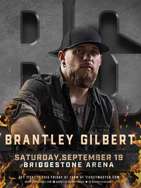 Brantley Gilbert 2021