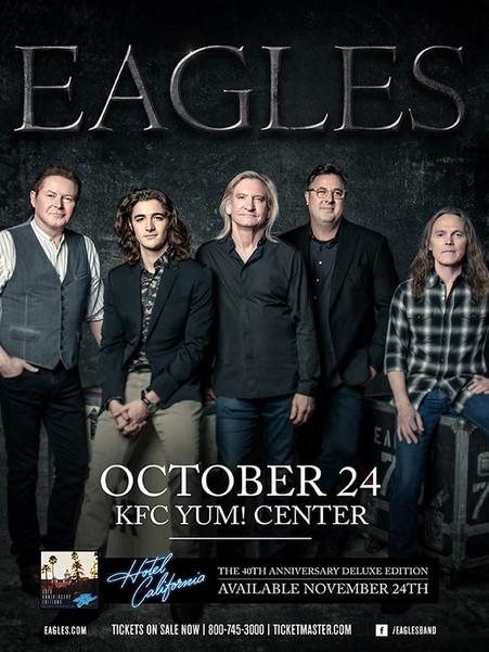 The Eagles 2016 Tour
