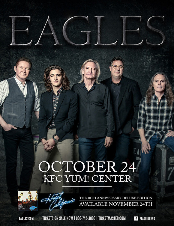 The Eagles 2016 Tour