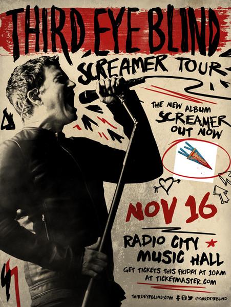 Third Eye Blind - Screamer Tour 2019