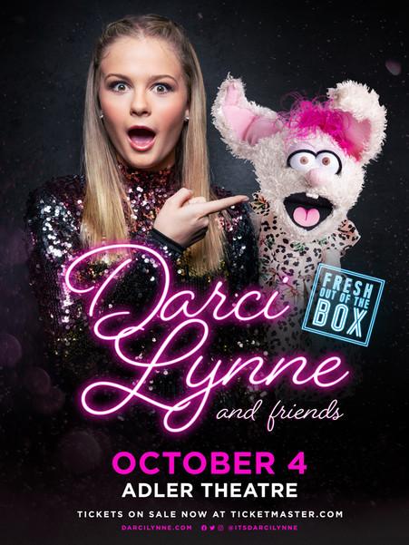 Darci Lynne- Fresh Out of the Box