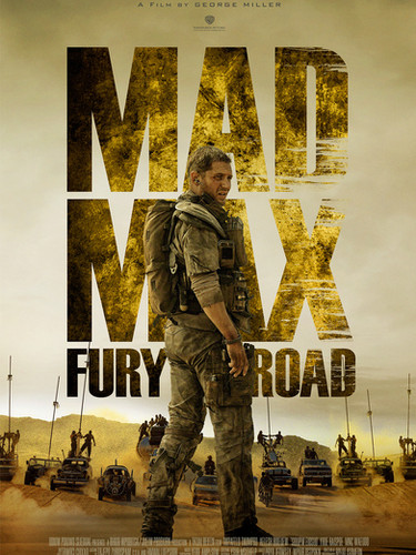 MadMax Fury Road spec poster