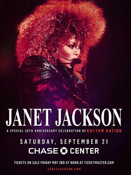 Janet Jackson - Rhythm Nation Anniversary Tour