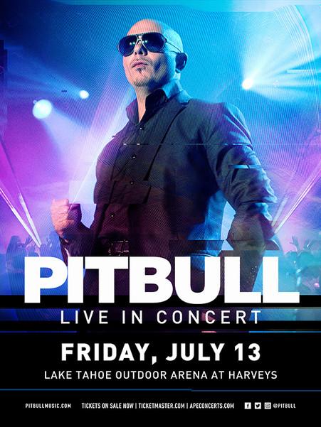 Pitbull - 2018 Tour