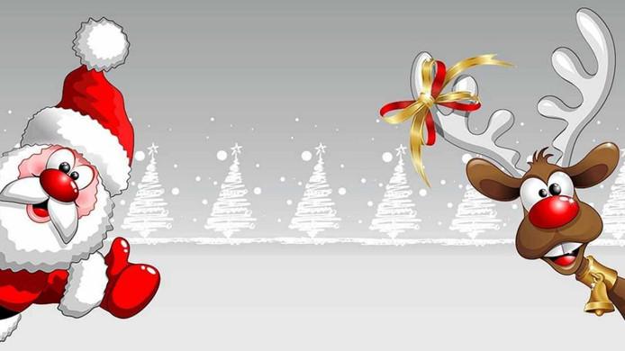 Frohe Weihnachten mit Nez Rouge