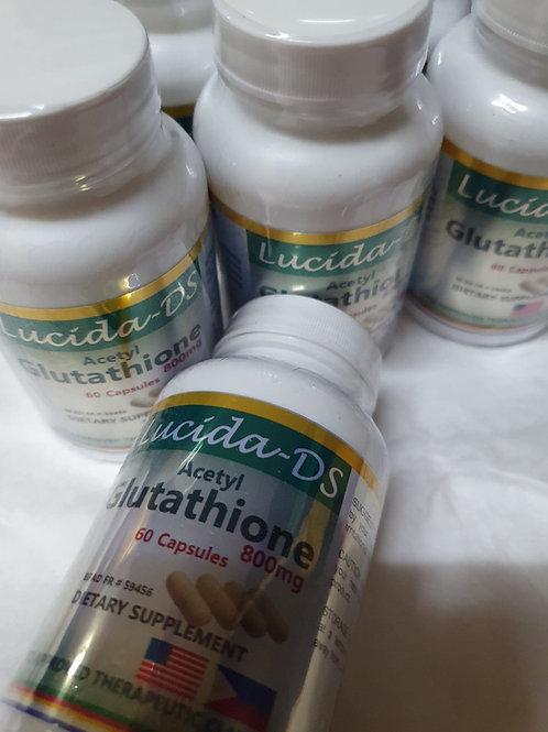 3 bottles Lucida-DS 60's (Starter-Pack) @ 30% Off