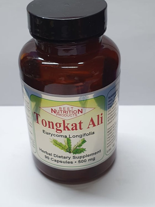 Tongkat Ali 500mg - 90 caps