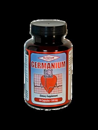 Germanium 500 mg 60 capsules