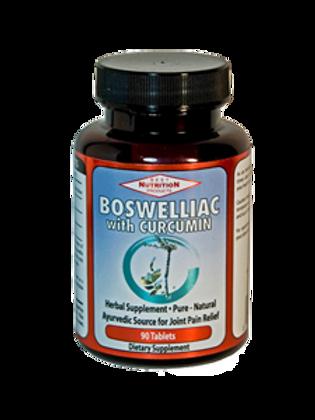 Boswelliac with Curcumin 750mg - 60 tabs