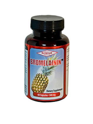 Bromelainin 500mg 60 Caps