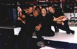 Mega Tom Band - TV Globo