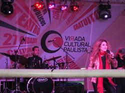 Virada Cultural com Wanderléa