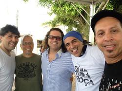 Show com Paulo Dáfilin - 2018