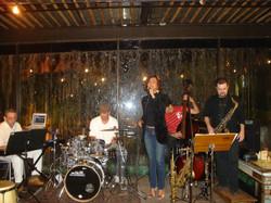 Rosy Aragão e Double Duo Jazz...