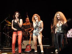Marina Lima, Karina Buhr e Wanderléa