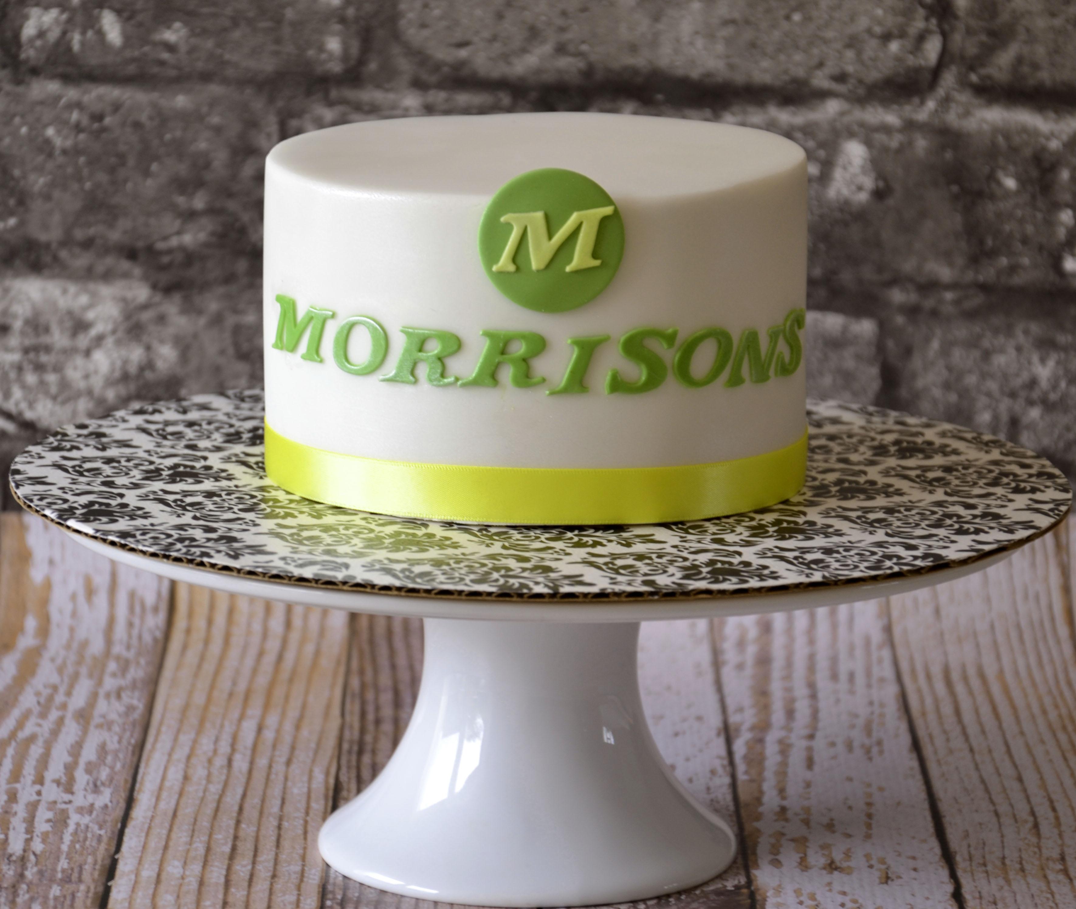Morrisons cake
