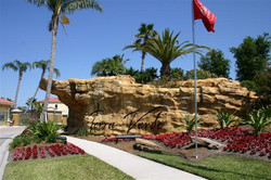 Terra Verde Resort Entrance