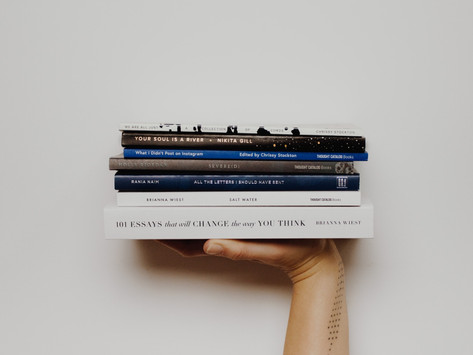 Hardbacks and Hooks: A Lockdown Music Reading List