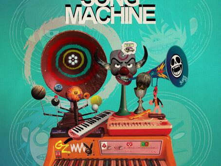 Album Review: Gorillaz – 'Song Machine, Season One: Strange Timez'