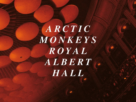 Album Review: Arctic Monkeys – 'Live at the Royal Albert Hall'