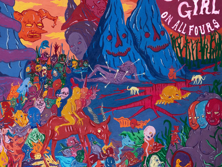 Album Review: Goat Girl –'On All Fours'
