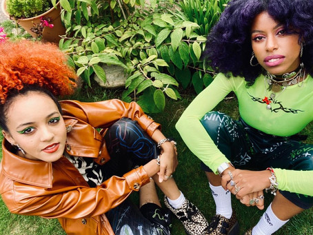 Nova Twins: The Attitude-Laden Duo Reclaiming Rock as Black and Female