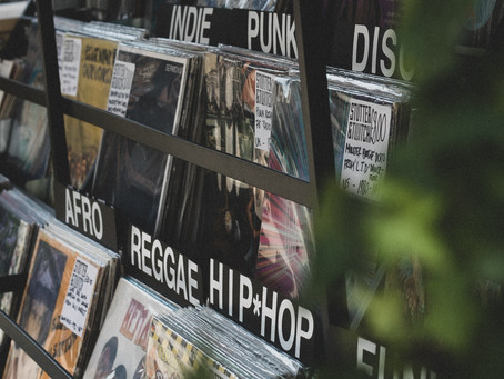 Seeing What You Hear: The Importance of Album Artwork