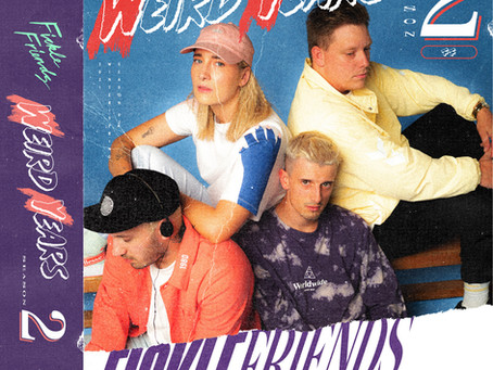 EP Review: Fickle Friends – 'Weird Years (Season 2)'