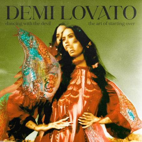 Album Review: Demi Lovato – 'Dancing With The Devil… The Art Of Starting Over'