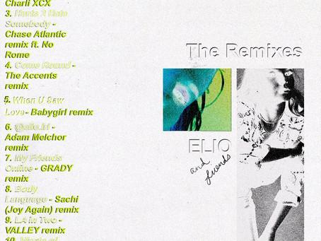 Album Review: ELIO – 'ELIO and Friends: The Remixes'