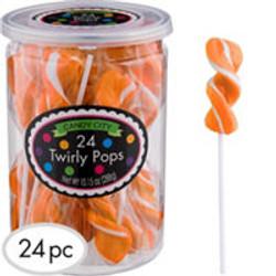 Twirly Lollipops
