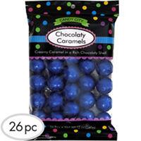 Royal Blue Caramel Balls