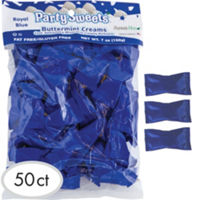 Royal Blue Pillow Mints