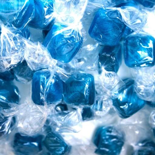 Ice Blue Mints